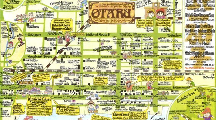 oratu Map