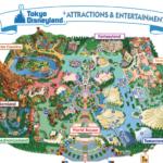 Tokyo Disneyland attraction and restaurant