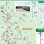 biei bicycle map