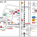 shibuya shopping map