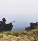 Daepo Jusangjeolli Cliff
